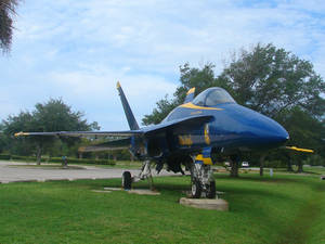 Blue Angels Parking 4