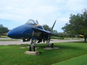 Blue Angels Parking 5