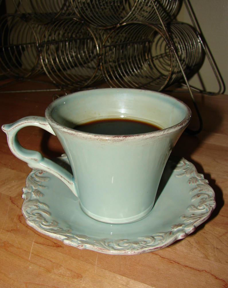 Cup of Coffee 2 by FantasyStock