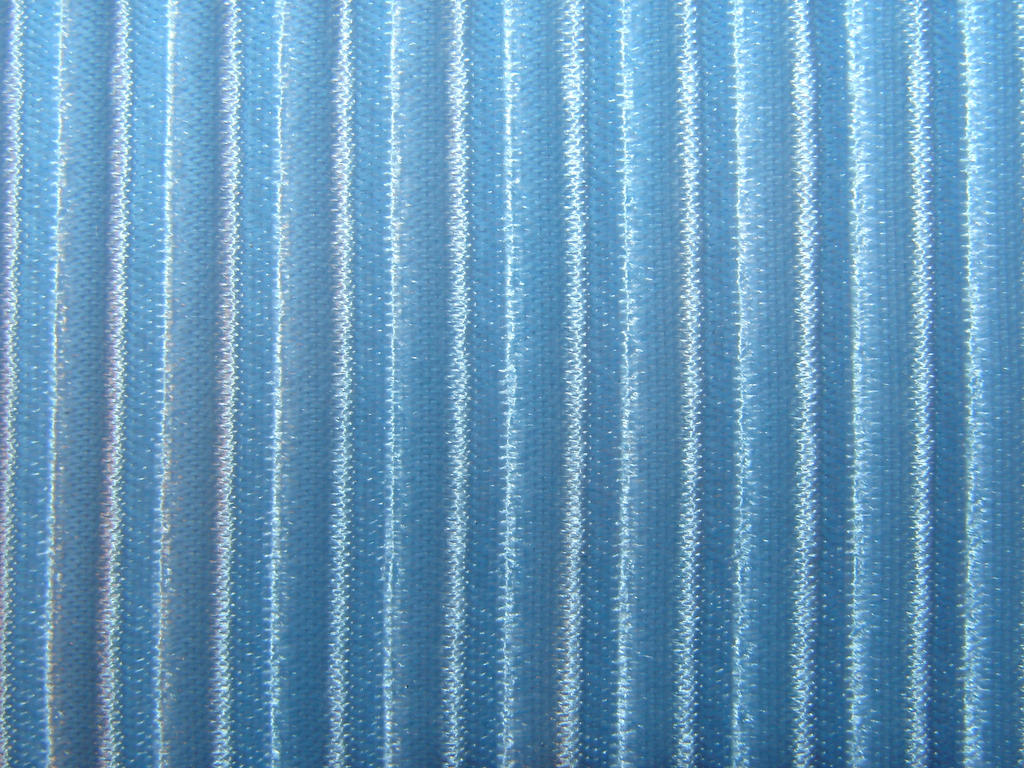 Ribbed Blue Silk Texture
