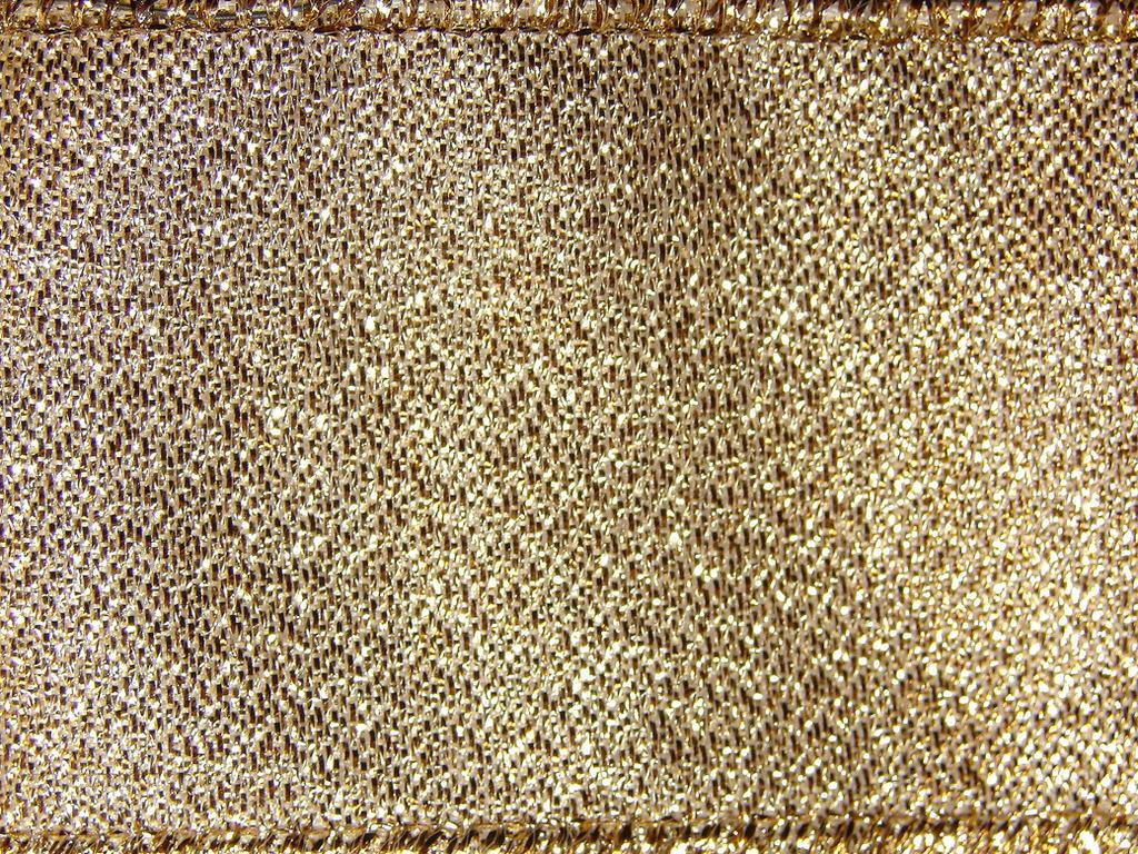 Metal Fabric Texture Gold Tinsel Fabric Texture 1