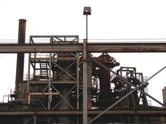 Industrial Foundry 08 by FantasyStock