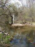 Wooded Stone Troll Bridge 3