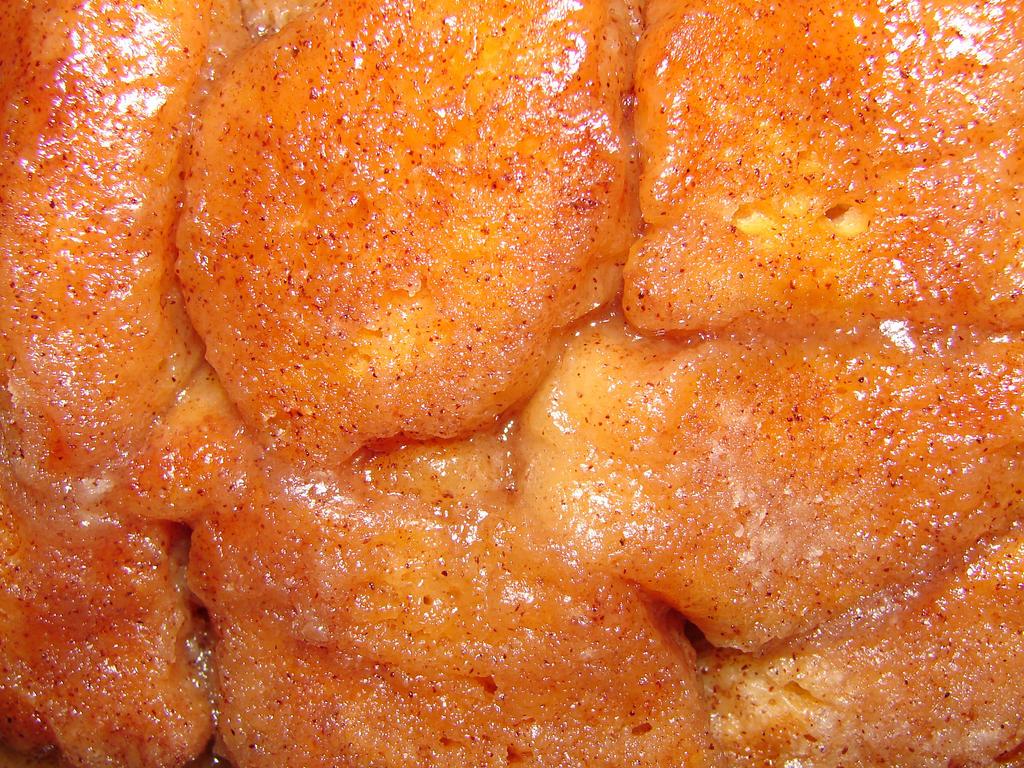 Monkey Bread Texture by FantasyStock