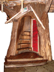 Treehouse Entrance Door PNG