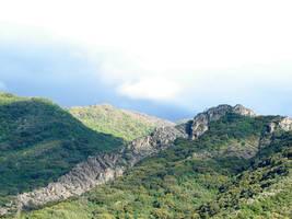 Mountain Range 2 by FantasyStock