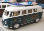 Hippie Surfer VW Van