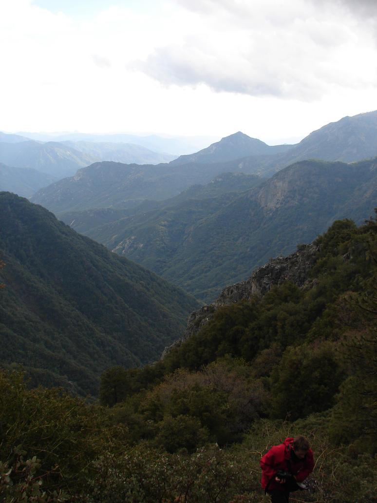 Mountain Range 7 by FantasyStock