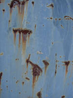 Metal Rust Texture 27 by FantasyStock