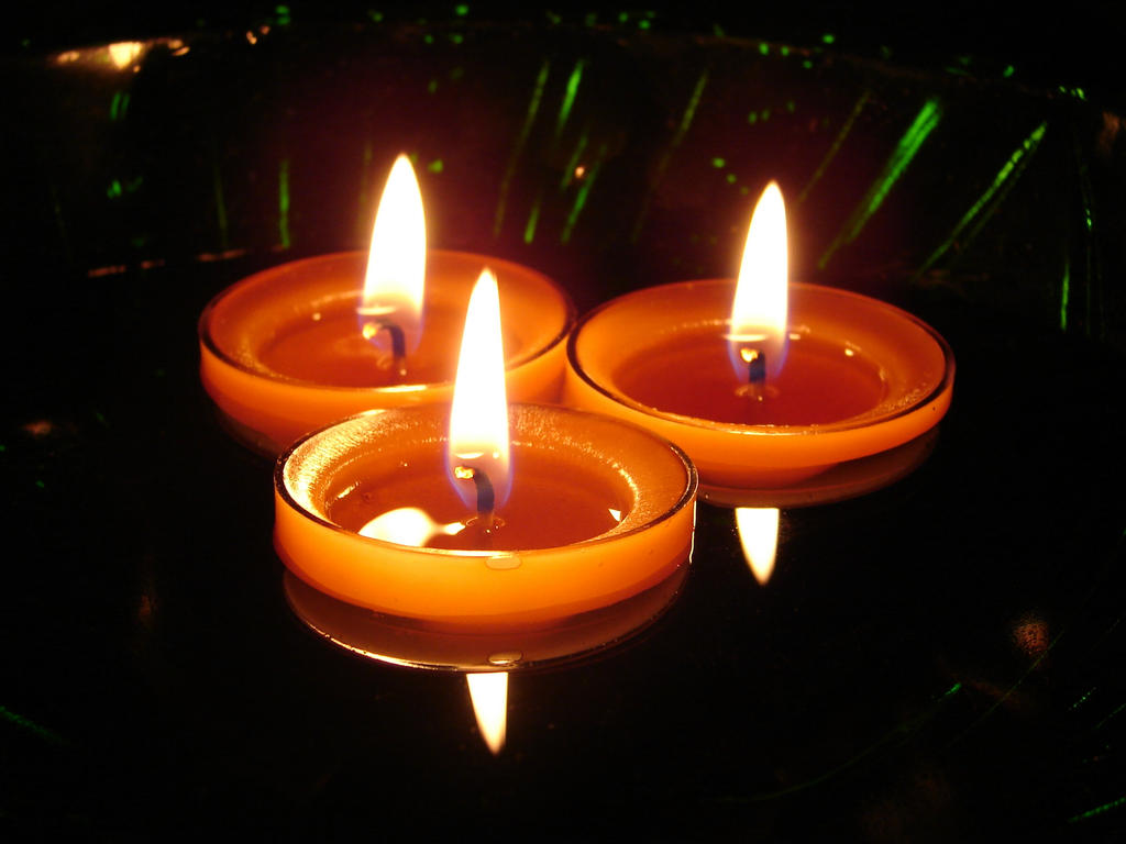floating candles 2 by