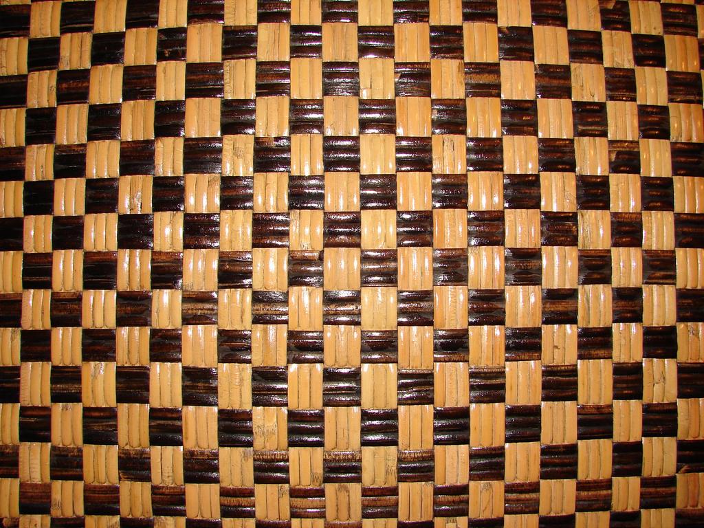 Woven Wicker Texture 2