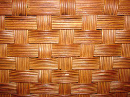 Woven Wicker Texture 3 by FantasyStock