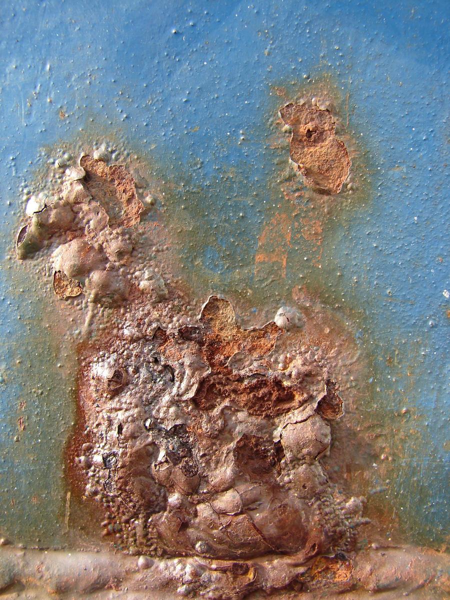 Metal Rust Texture 38