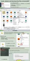 dA Windows Zip File Tutorial by FantasyStock