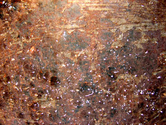 Boiled Rust Texture