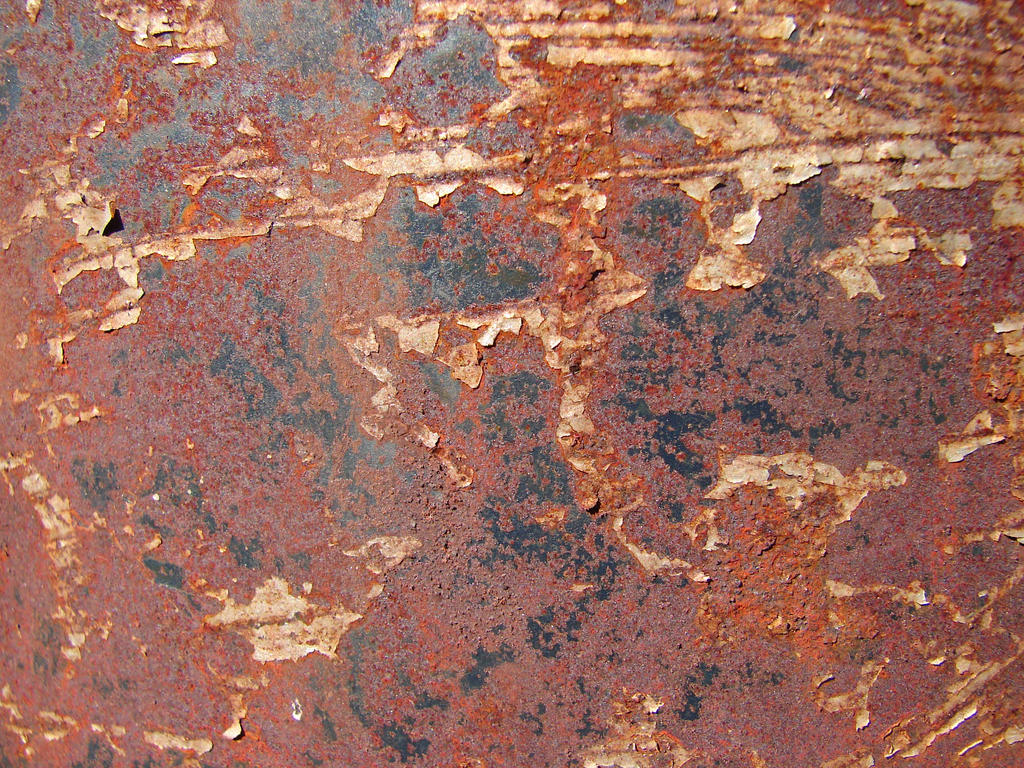 Metal Rust Texture 45 by FantasyStock