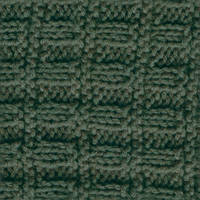 Green Crochet Seamless Texture by FantasyStock