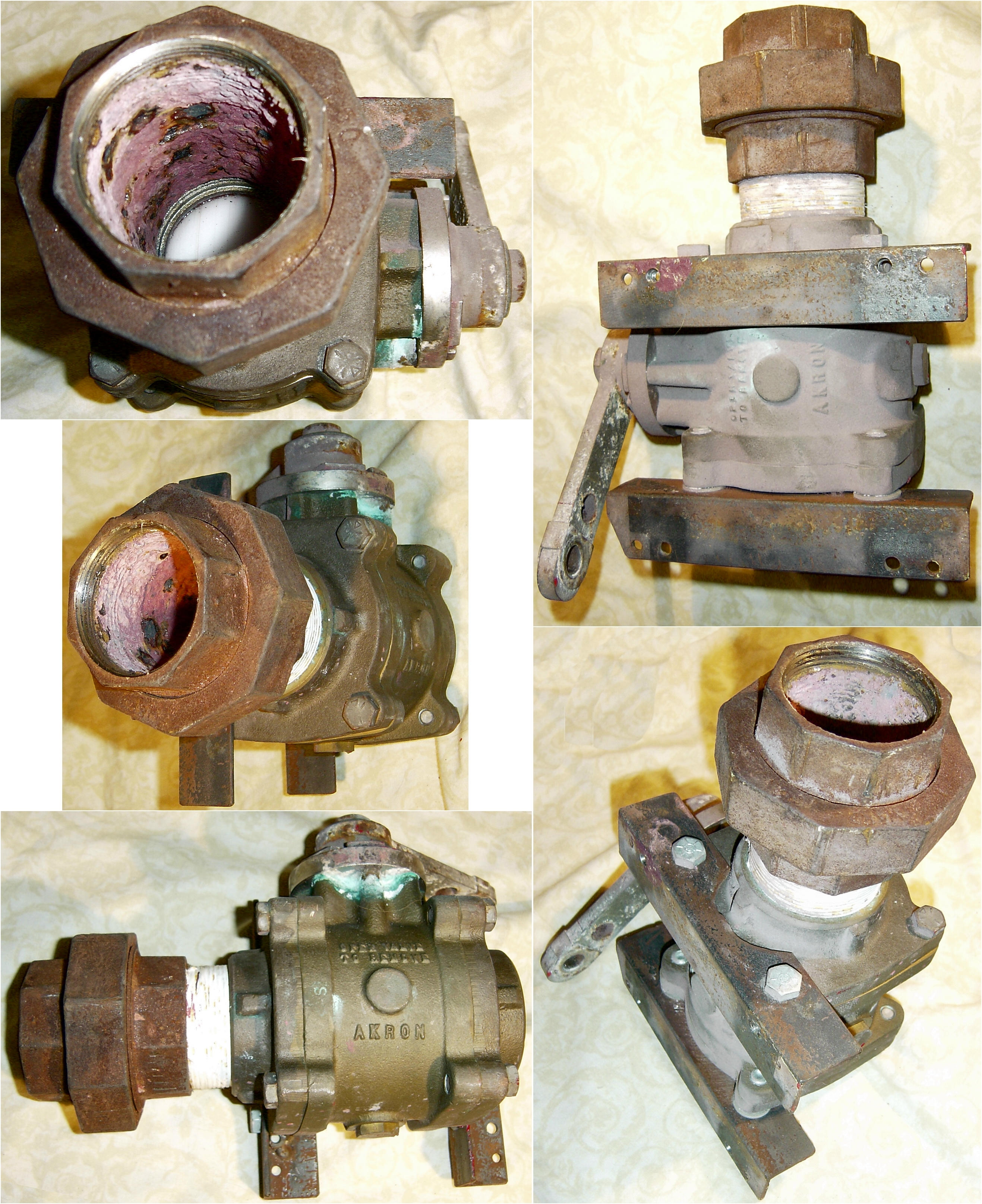 Old Fire Protection Valve Prop by FantasyStock