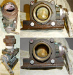 Old Fire Prevention Valve Prop