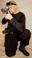 Kelsey Sniper Rifle Pose 3