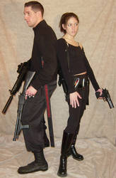 Ali + Ryan Mercenary Team 2