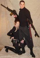 Ali + Ryan Mercenary Team 4 by FantasyStock