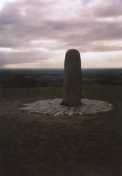 Tara Standing Stone of Destiny by FantasyStock