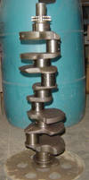Automotive Metallic Crankshaft