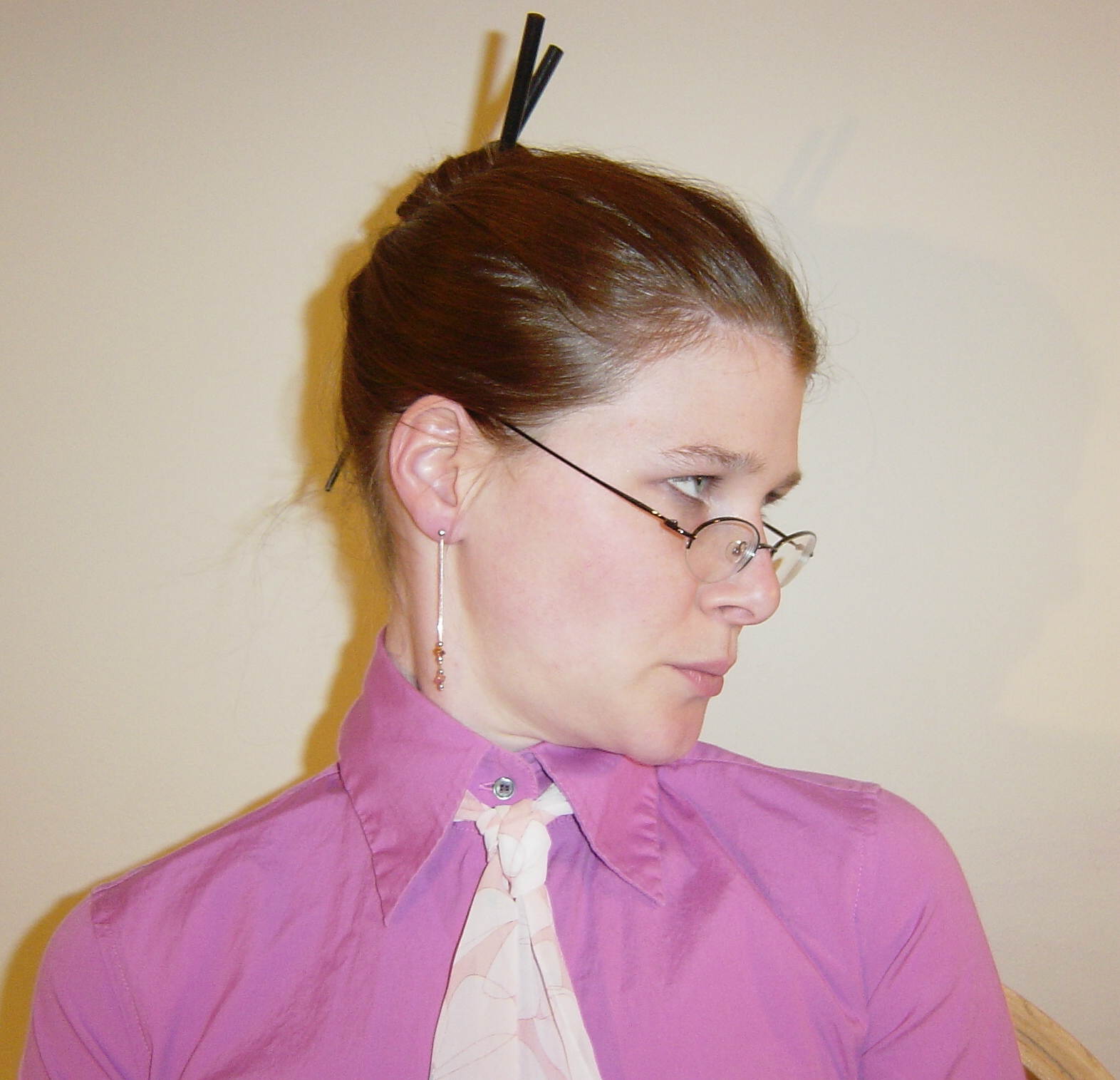 Jodi Strict School Teacher 1