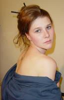 Jodi Despairing Geisha Face 5 by FantasyStock
