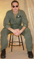 Ryan USNA Flyboy Flight Suit 6
