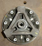Technical Metal Part for a Car
