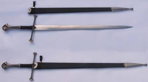 Conjal King Arogon Sword Set