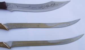 Conjal's LotR Elven Blade Set