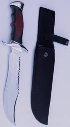 Conjal's Hunting Knife+Sheath