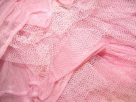 Pink Tutu Fabric Texture by FantasyStock