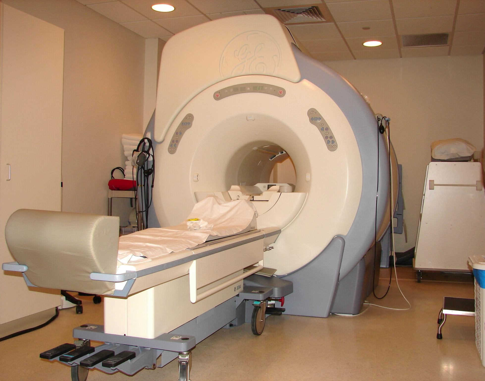 MRI Diagnostic Machine 1 by FantasyStock on DeviantArt