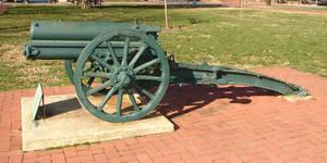USNA Dahlgren Hall Canon