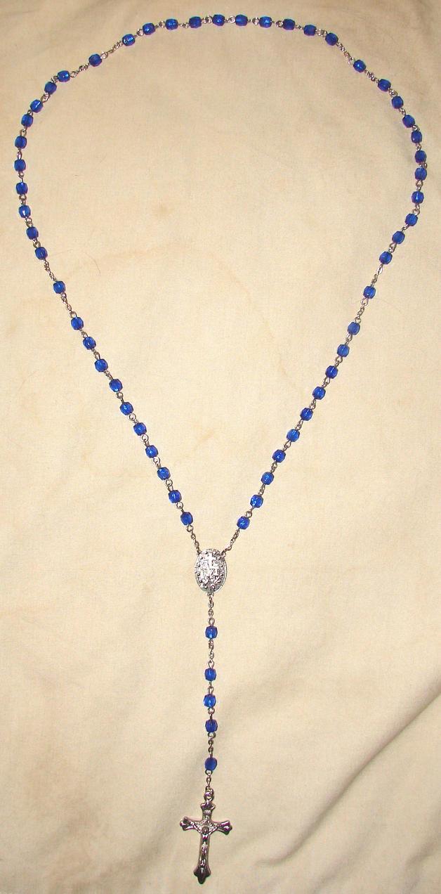 Catholic Rosary Prayer Beads 1 by FantasyStock