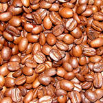 Coffee Beans Macro-Texture