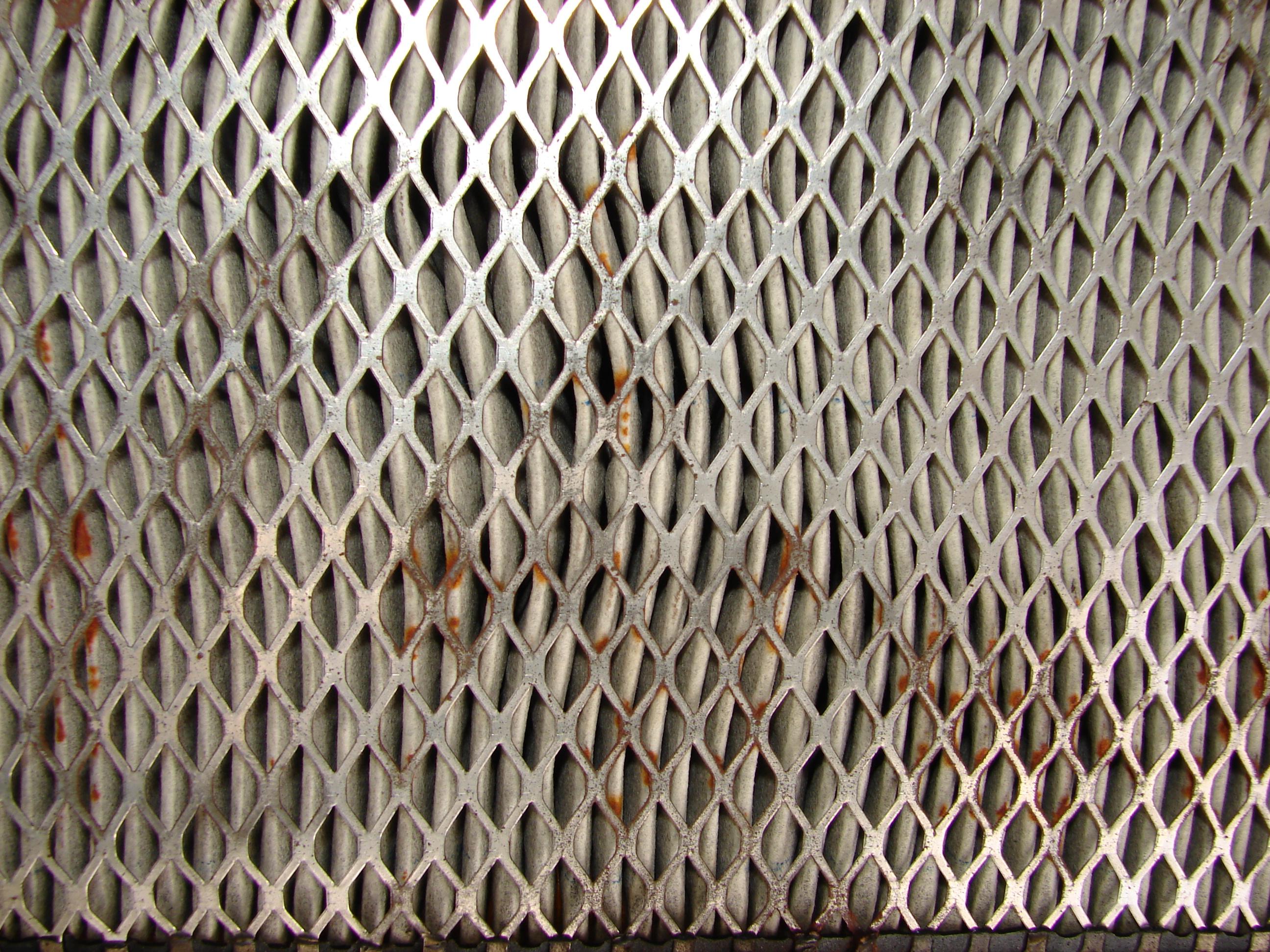 Rusty Metal Automobile Texture by FantasyStock