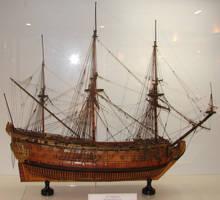 St. George English Gun Ship by FantasyStock
