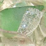 Seamless Broken Glass Texture