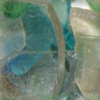Broken Seamless Glass Texture by FantasyStock