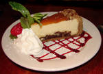 Chocolate Turtle Cheesecake 1
