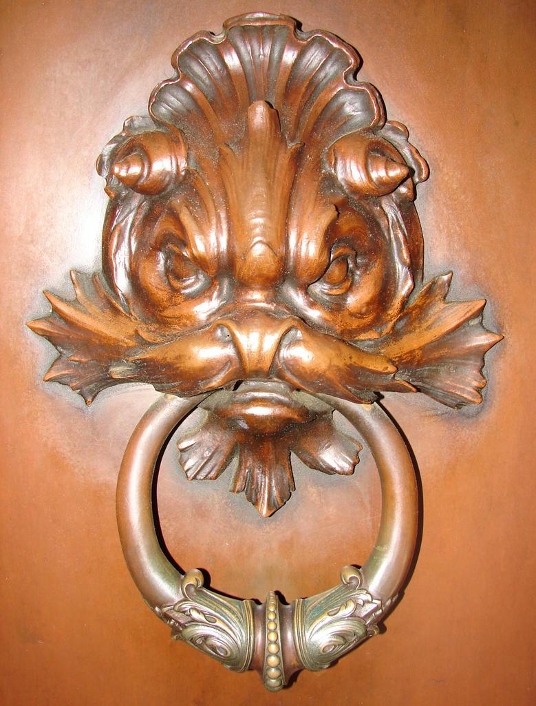 USNA Bronze Fish Door Knocker by FantasyStock on DeviantArt