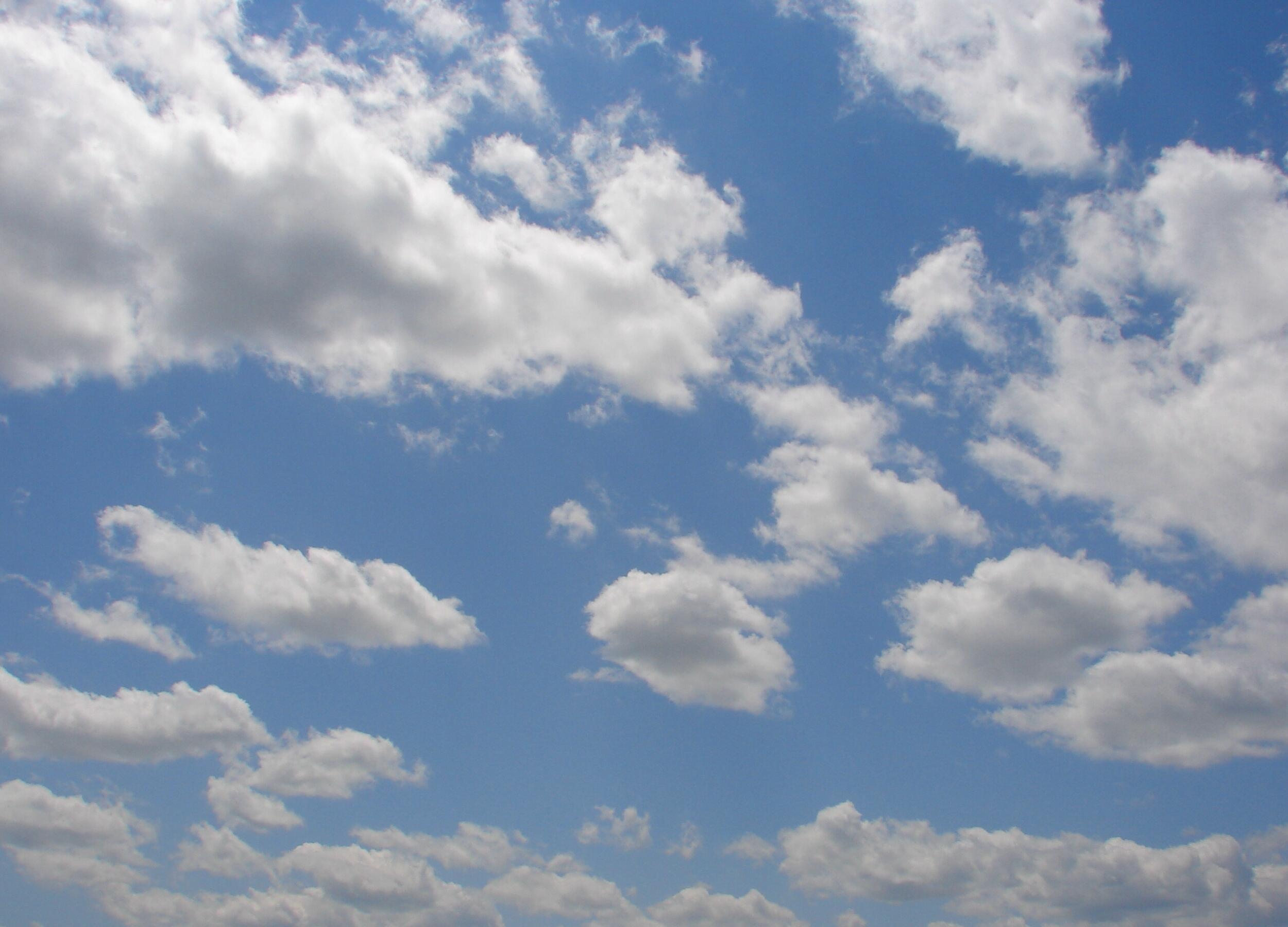 Wild Blue Yonder Sky Clouds 14 By FantasyStock On DeviantArt