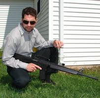Ryan Armed Hitman 12 by FantasyStock