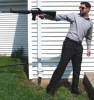 Ryan Armed Hitman 21 by FantasyStock