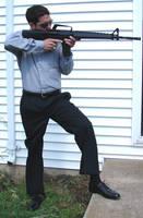 Ryan Armed Hitman 23 by FantasyStock